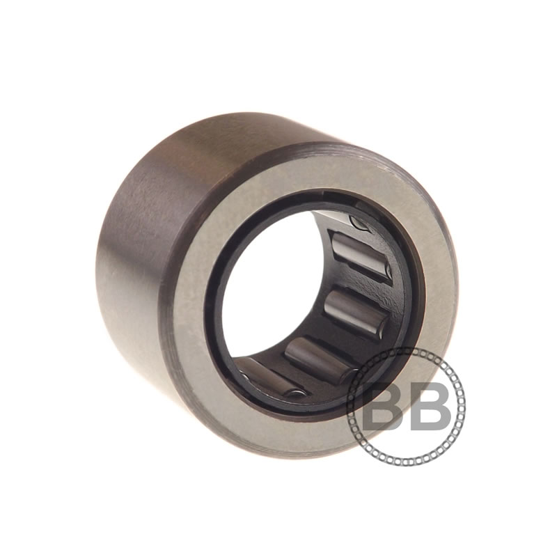 Needle Roller Bearings : Nk tn budget needle roller bearing with flanges no