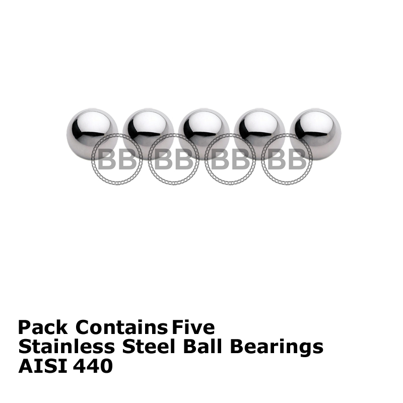 Loose Ball Bearings Pack Grade 100 1mm 2mm 3mm 4mm 5mm 6mm 7mm 8mm 9mm 10mm